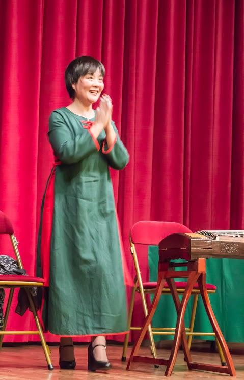 Madame WU Bing
