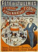 Cirque corvi vers1880