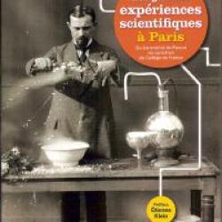 Expériences scientifiques à Paris