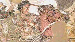 Autour d'Alexandre le Grand