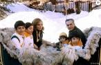 La famille royale d iran
