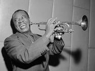 Louis Armstrong 1955