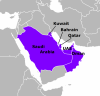 Monarchies petrolieres