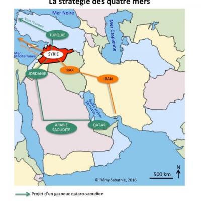 Strategie des 4 mers