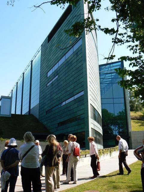 Le musée d'art moderne de Tallinn, Kumu